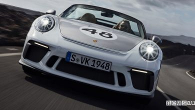 Photo of Porsche 911 Speedster, modello speciale in serie limitata