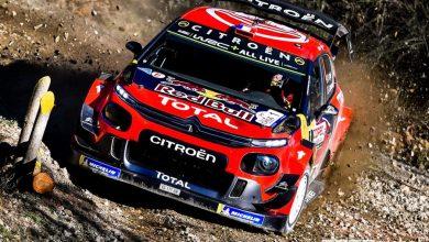 WRC Rally del Cile 2019 Ogier Citroën C3 WRC