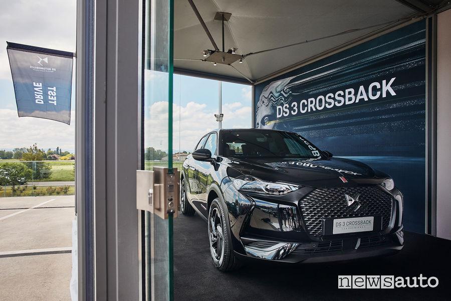 DS 3 Crossback La Premiere nel Concept Store di Reggio Emilia