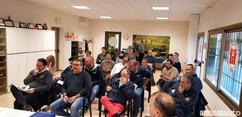 Assemblea Federazione Italiana Fuoristrada a Modena rinnovo cariche