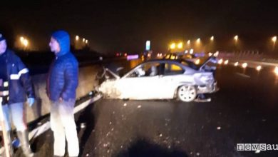 Photo of Incidente mortale in autostrada a Modena, diretta Facebook e poi lo schianto a 220 km/h