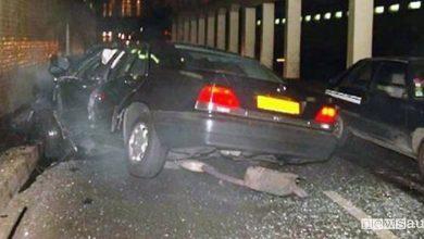 Morte Lady Diana Spencer incidente Mercedes S 280