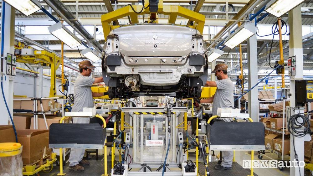 fusione FCA-Renault, FCA e Renault insieme potrebbero contare su 224 siti di produzione condivisi