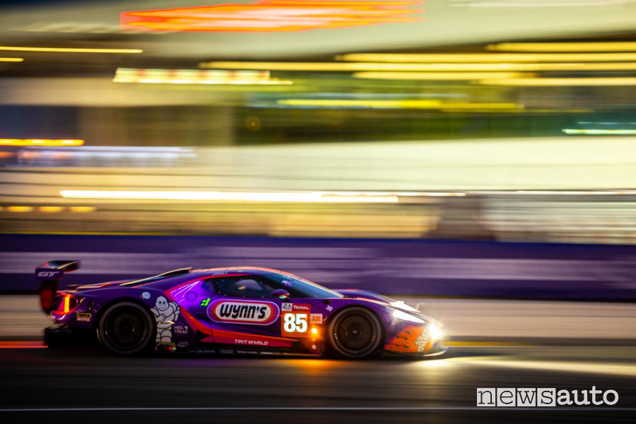 LMGTE AM Ford GT 24 Ore Le Mans 2019