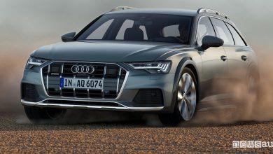 Photo of Audi A6 allroad quattro, station wagon 4×4