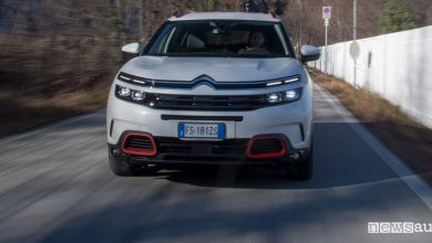 Photo of Citroën C5 Aircross, benzina PureTech 180 EAT8, come va su strada