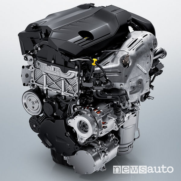 Motore benzina PureTech 180 S&S