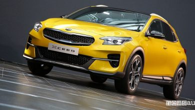 Photo of Kia XCeed, nuovo crossover compatto sportivo