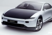 Auto elettrica solare Lightyear One
