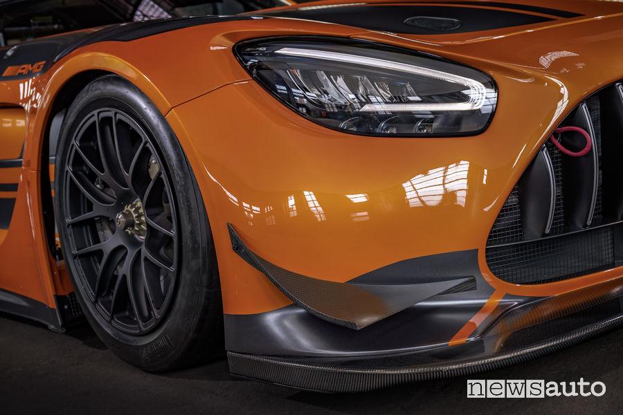 Mercedes-AMG GT3 2019 splitter anteriore