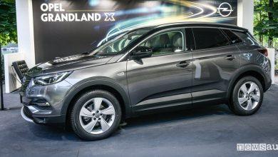 Opel Grandland X Salone dell'Auto di Torino Parco Valentino 2019