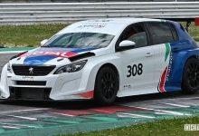 Nuova Peugeot 308 TCR Massimo Arduini