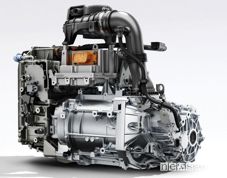 Motore elettrico da 100 kW (R135), 135 cavalli montato sulla nuova Renault Zoe