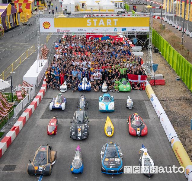 Shell Eco-Marathon 2020