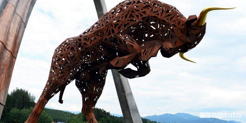 Circuito Red Bull Ring di F1