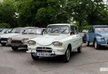 100 anni Citroën Salone dell'Auto di Torino Parco Valentino 2019