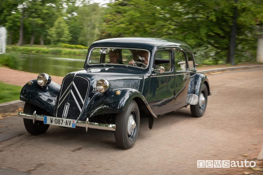 Citroën Traction Avant del 1934
