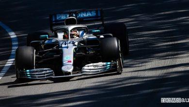 F1 2019 Gp Canada Mercedes-AMG Lewis Hamilton