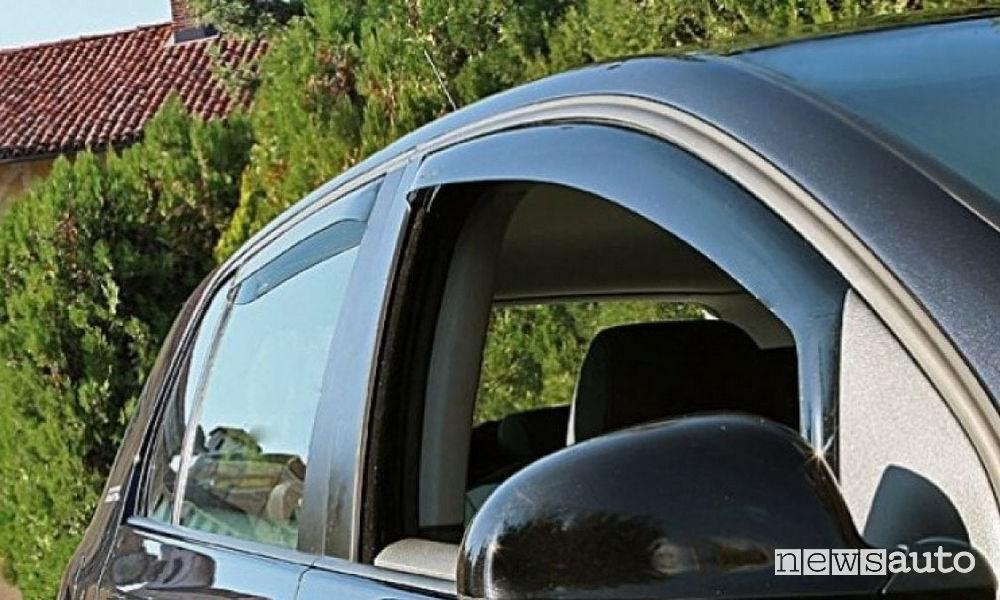 La multa per il finestrino aperto: verbale da 41 euro per violazione  4 dell'articolo 158 d