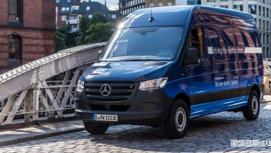 Photo of Mercedes Sprinter elettrico, le batterie dell'eSprinter