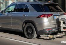 Motori diesel Mercedes test emissioni