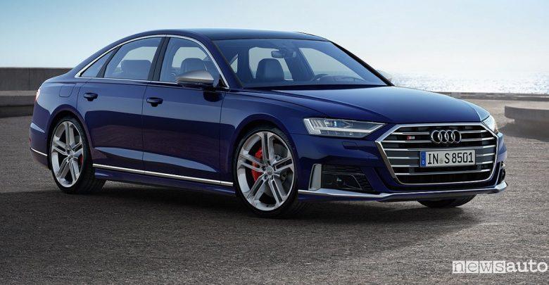 nuova Audi S8 2020