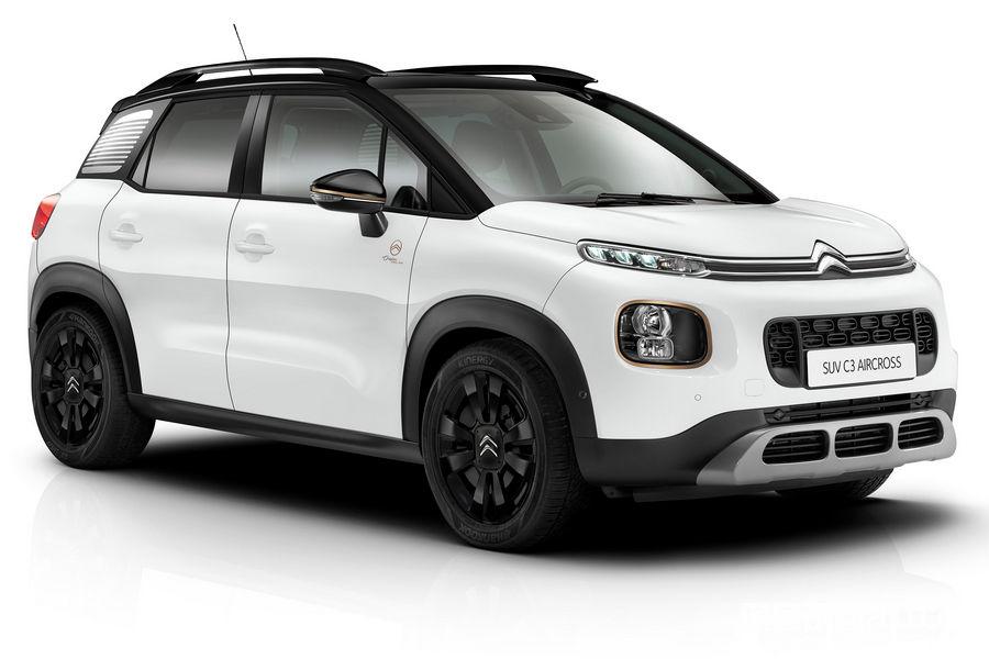 Citroën C3 Origins Origins vista di profilo