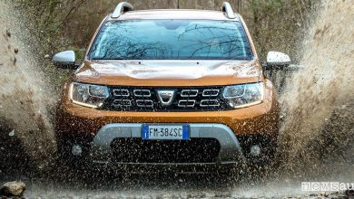 Photo of Dacia Duster 4×4, la trazione integrale anche sul 1.3 benzina
