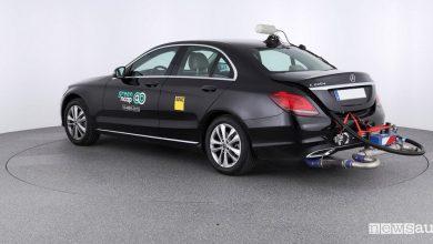 Emissioni auto reali Mercedes Classe C diesel