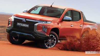 Photo of Mitsubishi L200 Hurricane, serie speciale del pick-up
