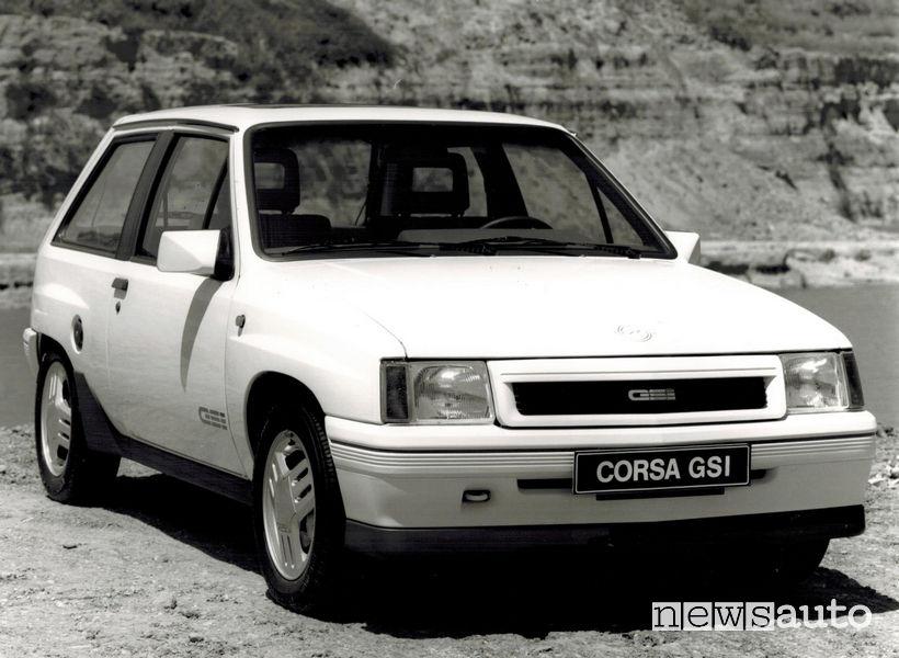 Opel Corsa GSi 1989