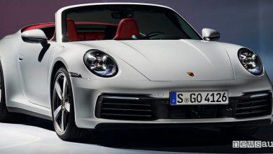 Photo of Porsche 911 Carrera, caratteristiche e prezzo della Coupè e della Cabriolet