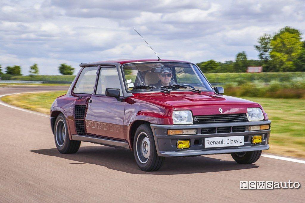 Renault R5 turbo2 1983