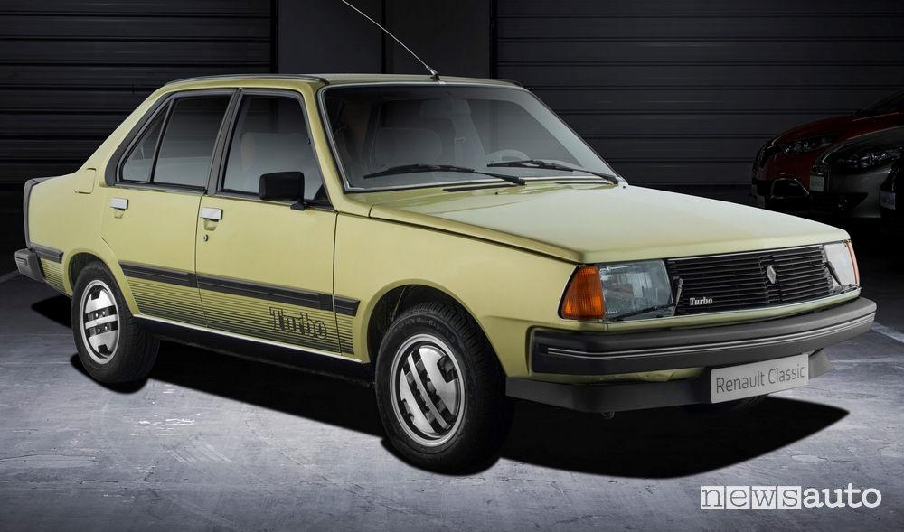 Renault 18 Turbo 1980