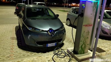 Photo of Come viaggiare gratis con un'auto elettrica: consumo reale Renault Zoe 110
