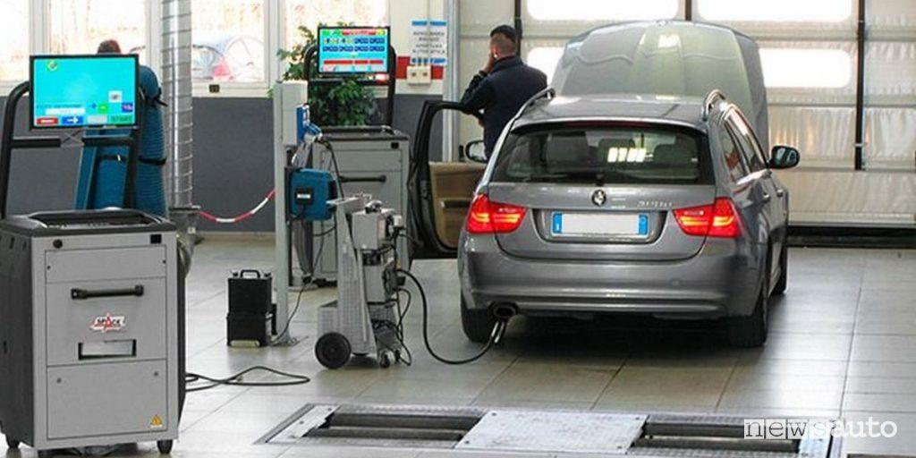 Revisione auto costo