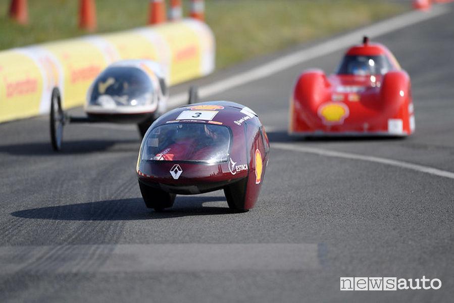 Shell Eco-marathon 2019 prototipi