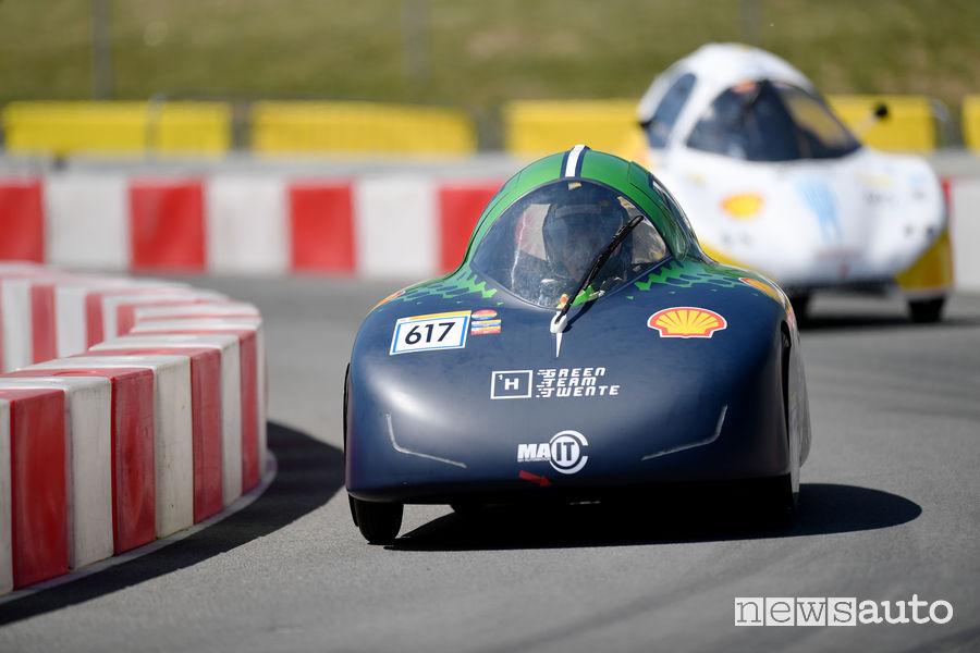 Shell Eco-marathon 2019 prototipi idrogeno