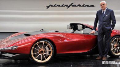 Carrozzieri e Progettisti ANFIA Silvio Pietro Angori CEO Pininfarina