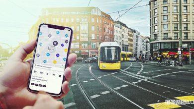 Photo of Trasporto pubblico e taxi, due servizi nell'App Moovit e Free Now