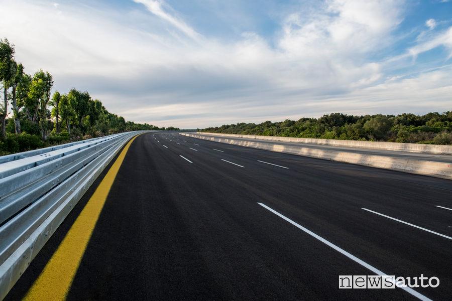 asfalto pista circolare anrdò