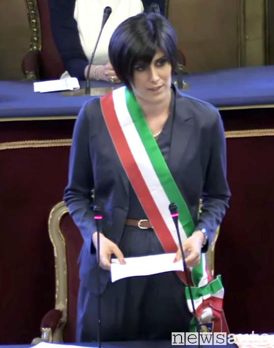 Chiara Appendino Sindaco di Torino 5 stelle