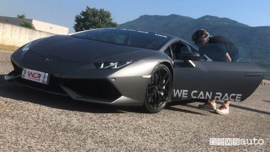 Photo of Come diventare pilota Ferrari e Lamborghini, al volante di una supercar con We Can Race