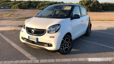 Photo of Smart EQ ForFour, prova consumi e autonomia dell'elettrica
