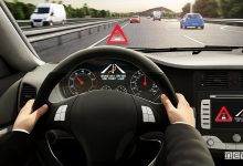 guida contromano wrong-way driver warning Bosch