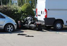Photo of Test drive con il botto, incidente durante una prova a Brescia