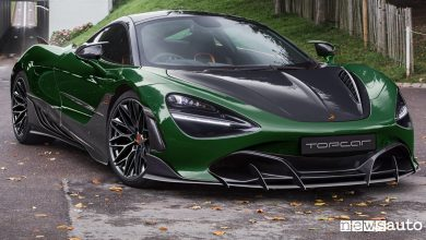 "Photo of Body kit per McLaren 720S, ""Fury"" nuova linea estetica  di Topcar Tuning"