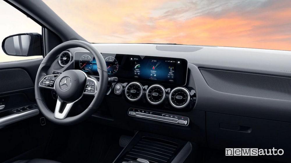 Plancia strumenti Mercedes Classe B Sport Extra