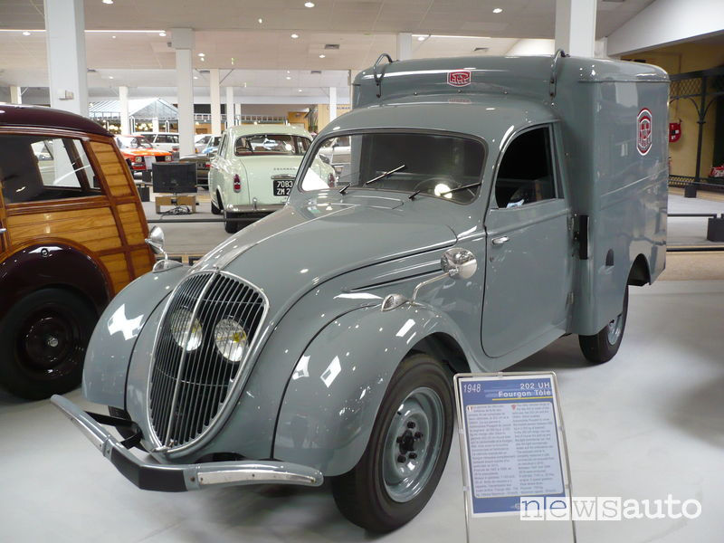 Peugeot 202 camionette
