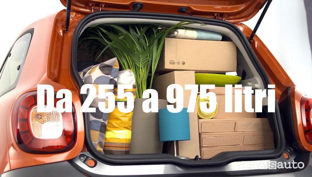 bagaglio Smart EQ forfour